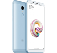 Xiaomi Redmi 5 Plus Dual Sim 64GB, Blue