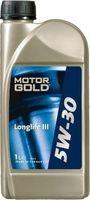 Motor Gold 5W-30 Longlife III 1Л