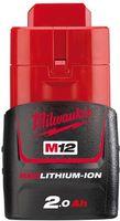 Acumulator pentru scule electrice Milwaukee M12B2 (27796)