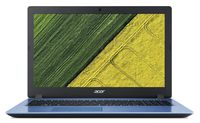 "ACER Aspire A315-31 Stone Blue (NX.GR4EU.006) 15.6"" HD (Intel® Pentium® Quad Core N4200 up to 2.50GHz (Apollo Lake), 4Gb DDR3 RAM, 500GB HDD, Intel® HD Graphics 505, w/o DVD, WiFi-AC/BT, 2cell, 0.3MP CrystalEye webcam, RUS, Linux, 2.1kg)"