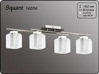 16336 Светильник Square 4 л