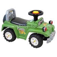 Baby Mix UR-HZ553 Машина-толокар зеленый