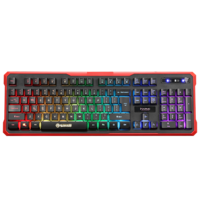 Клавиатура Marvo K629G Gaming, Black