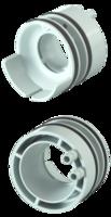 Инжектор, аква-распылитель Twin XT