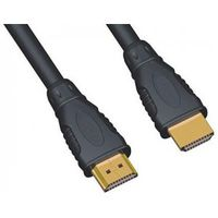 Cable Brateck HM8000-1.8M HDMI High Speed 19M-19M V1.4a, gold plated, 1.8m