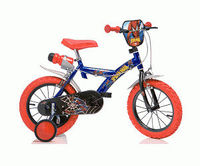 Dino Bikes велосипед Spiderman 16