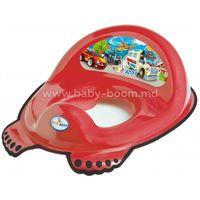 Tega Baby Сиденье для унитаза Тачки CS-002-121 красный