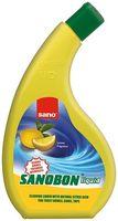 Sano Sanobon чистящее средство для туалета Лимон, 750 мл