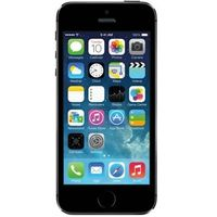 "Apple iPhone 5S, 4"" 1136x640 8Mpix DualCore 1.3GHz 1Gb 16Gb Space Gray"