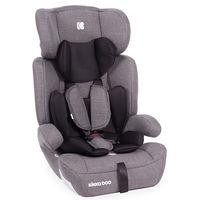 Car Seat Kikka Boo 1-2-3 (9-36 kg) Zimpla Dark Grey