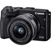 Зеркальная фотокамера CANON M3  EF-M 15-45 STM