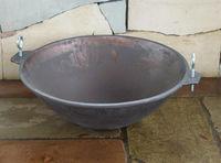Сковорода чугунная (диаметр 470 мм) Halmat