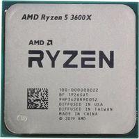Процессор AMD Ryzen 5 3600X Tray