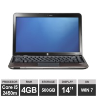 "Ноутбук HP Pavilion Dm4-3000ea (14,1"" i5 2450m 4GB 500GB HDGraphics Win7)Black"