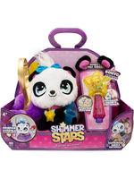 Simba Игровой набор с мягкой игрушкой Панда Пикси c аксессуарами,20 см