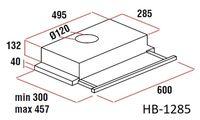 Hota Hausberg HB-1285