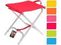 Scaun pentru camping pliant, 42X42cm
