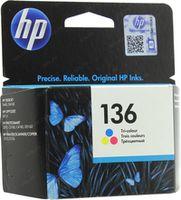 Картридж струйный HP №136 Color (C9361HE) Original