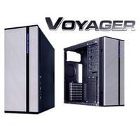 Case ATX Point of View Voyager Case, Black