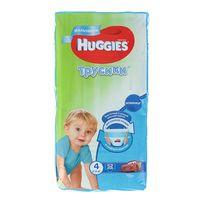 Подгузники трусики Huggies Ultra Comfort 4 Boy (8-14 кг) 52 шт