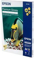 255gr. Premium Glossy Photo Paper 13x18 (1*50) EPSON