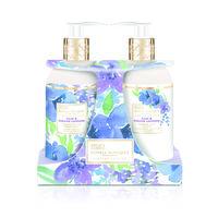 cumpără B&H Royale Bouquet Lilac&Engl Lavender Set 07264 (sapun lichid 300ml+lotiune p/u maini si corp300ml) în Chișinău