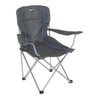 Стул High Peak Folding chair Salou, 44108