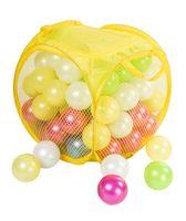 Орион Мячики для для сухого бассейна, 80 штк