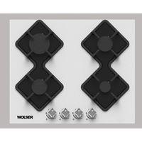 Варочная газовая поверхность Wolser WL-F 6401 GT W