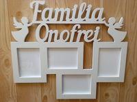 Ramă din ghips (Familia Onofrei)