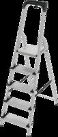купить Стремянка с площадкой и лотком для инструмента (5ст широкие) 2118105 в Кишинёве