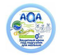 Защитный крем под подгузник Aqa Baby 0+