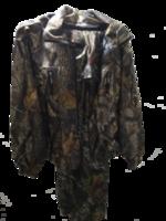 Costum pentru pescuit, camuflaj