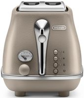 Тостер DeLonghi CTOE2103.BG Icona Elements