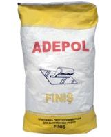 Шпатлевка гипсополимерная для внутренних работ ADEPOL FINIȘ 25 кг