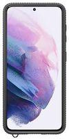 Чехол для моб.устройства Samsung Galaxy S21 EF-GG991 Clear Protective Cover Black