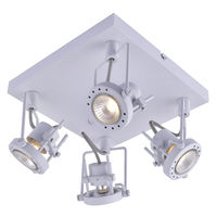 купить A4300PL-4WH Спот Techno Light бел 4л в Кишинёве