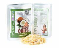 Органические кокосовые чипсы, 40 г Crocus.