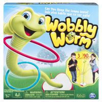 Spin Master Wobbly Worm (6036368)
