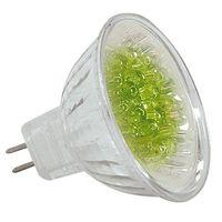 Horoz Electric Лампа светодиодная JCDR GU10 1.2Вт зеленый