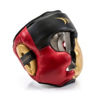 Шлем боксерский L Yakimasport 100346 (4879)