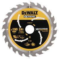 Disc de tăiere Dewalt DT99562 24T
