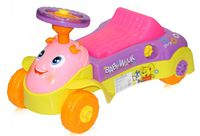 Bertoni Active Baby Car 2 in 1 Pink