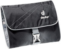 Deuter Wash Bag I Black-titan