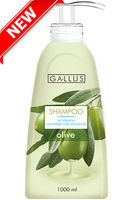 Gallus шампунь для волос 1000 мл (Olive ,Mix Frucht)