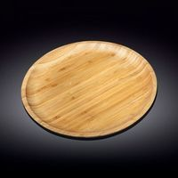 Platou WILMAX WL-771187 (40,5 cm/ bambuc)