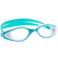 Очки для плавания FLAME turquoise/white