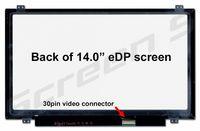 """купить Display 14.0"""" LED Slim 30 pins HD+ (1600x900) Brackets Up-Down Matte B140RTN03.0 N140FGE-EA2 в Кишинёве"""