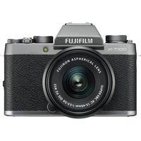 Фотокамера FJIFILM X-T100 Kit XC15-45mm Silver