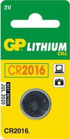 купить Батарейка GP 3V Lithium Ø20х1.6mm CR2016-7C5 в Кишинёве